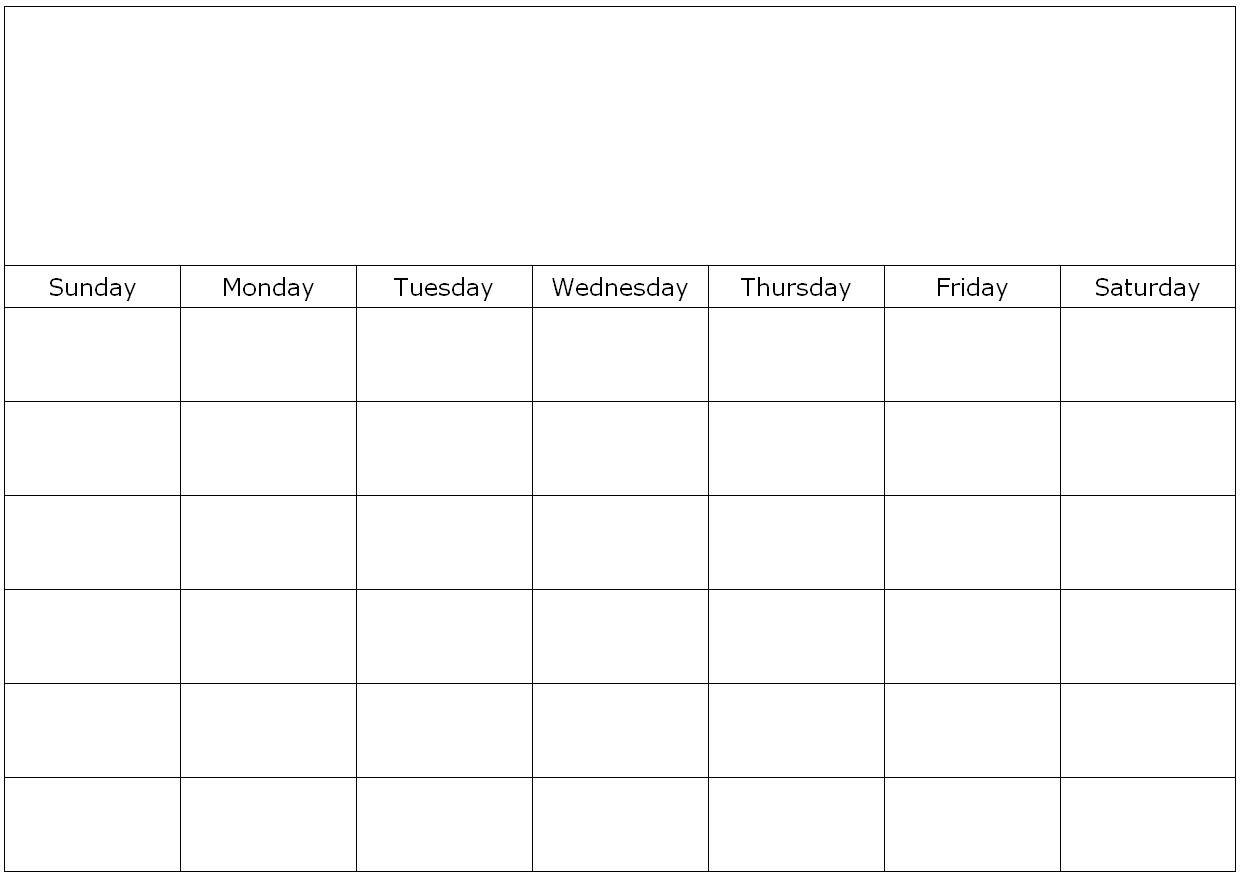 Page A Day Calendar Template Printable Calendars 2016 2017 Printable Calendar