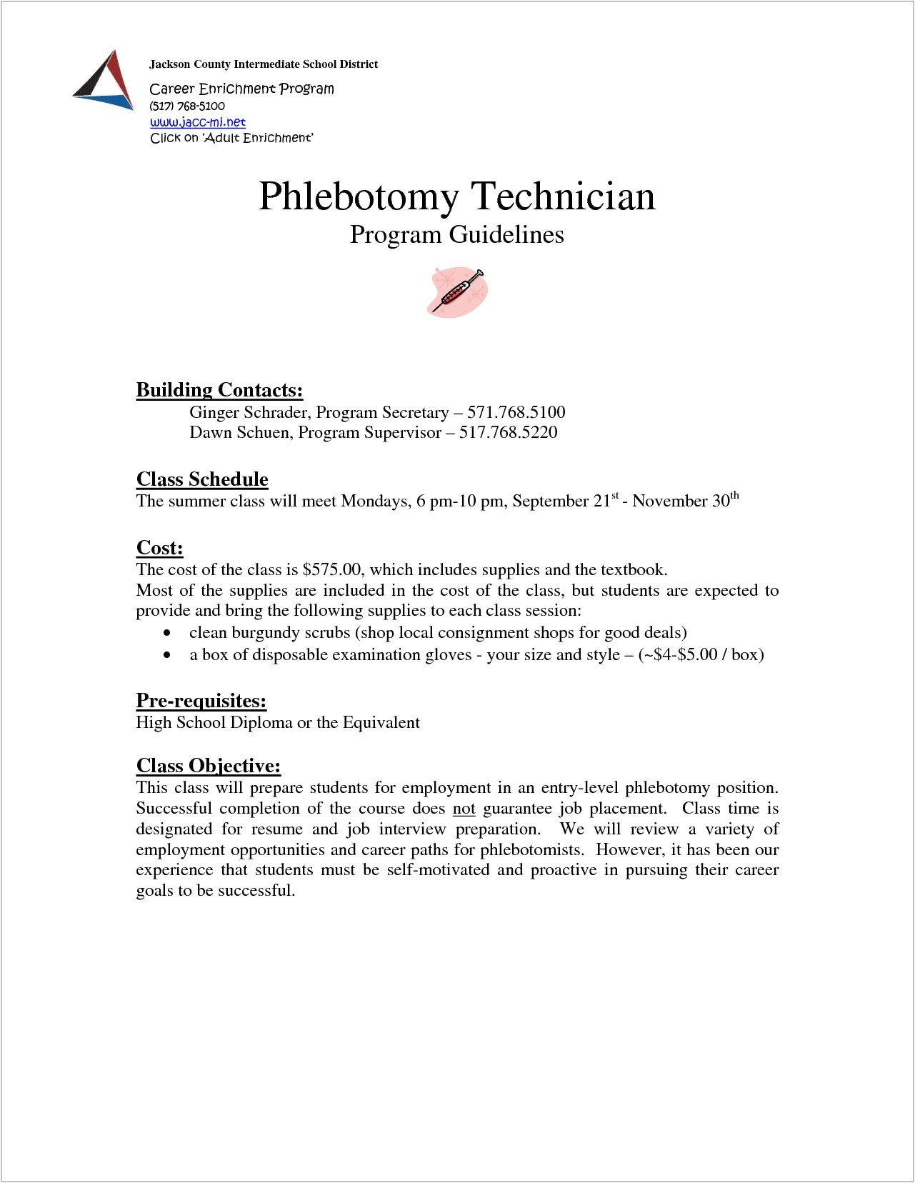 1419 resume cover letter examples phlebotomist