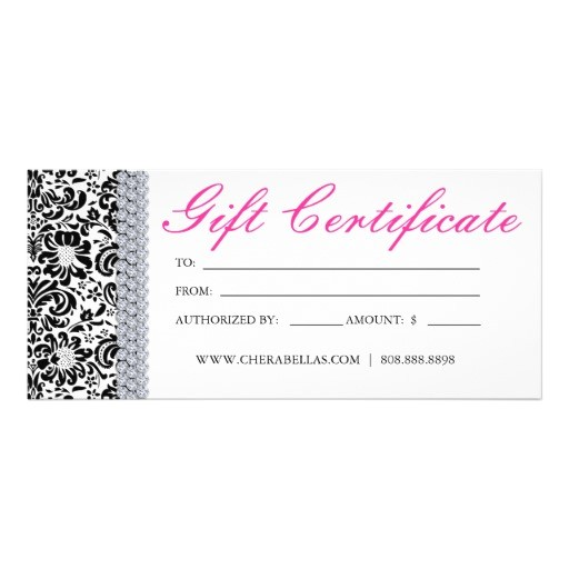 post spa gift certificate template fillable 261589