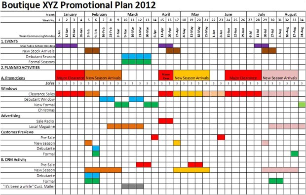 Promotional Calendar Template Promotional Calendar Template Great Printable Calendars