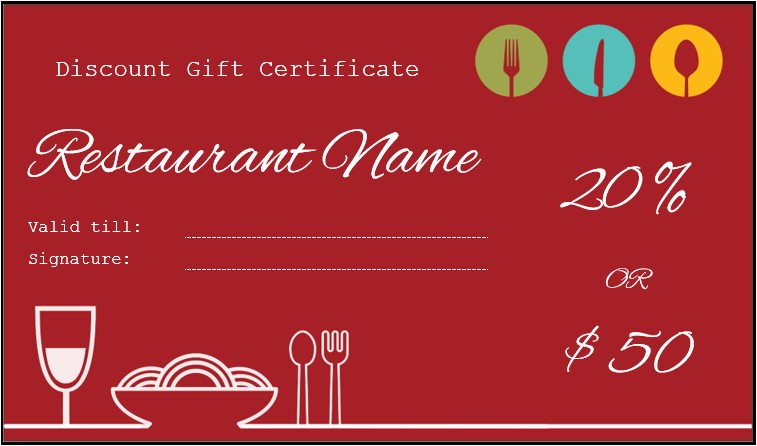 www giftcertificatetemplates net