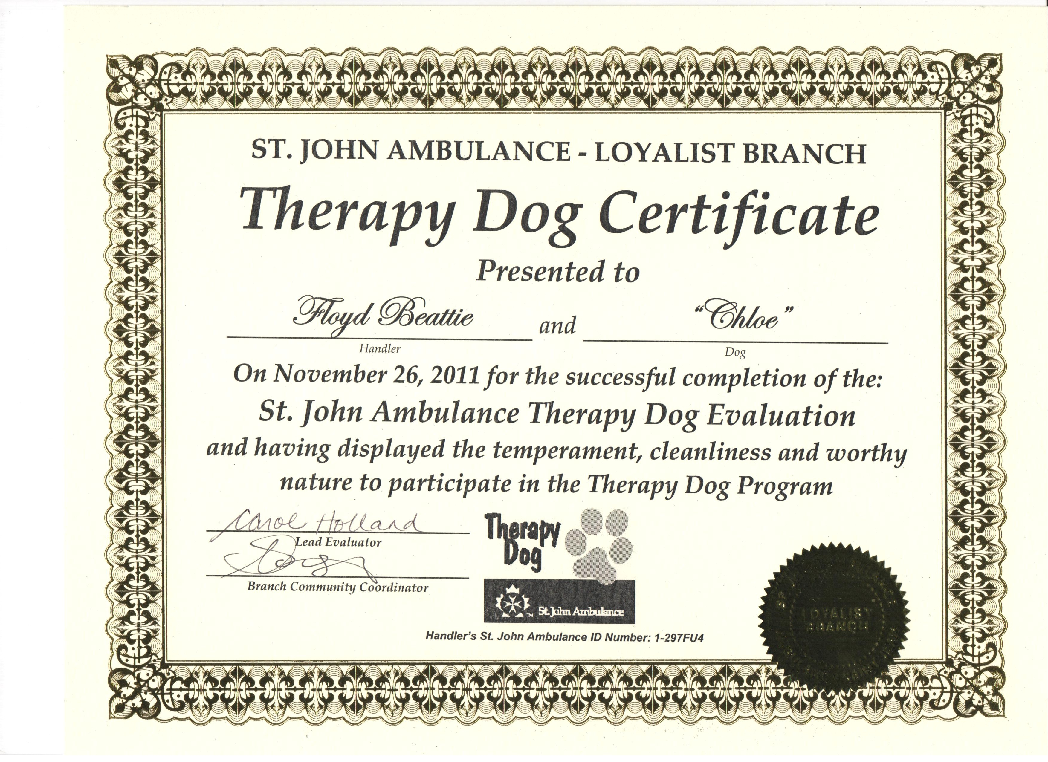 how to get fake service dog papers