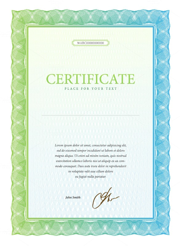 Share Certificate Template Pdf 21 Share Stock Certificate Templates Psd Vector Eps