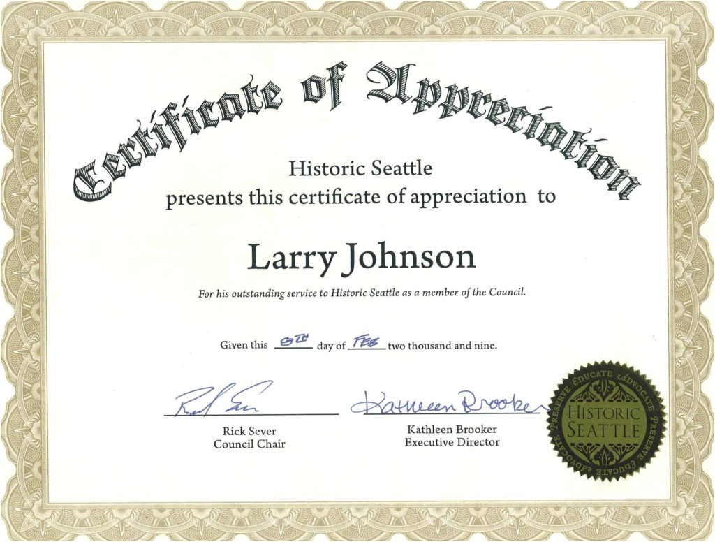 Template for A Certificate Of Appreciation Appreciation Certificate Certificate Templates