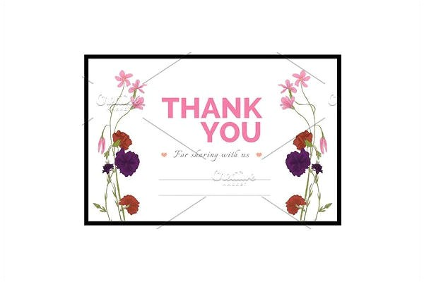 Thank You Gift Certificate Template 9 Wedding Gift Cards Free Psd Vector Eps Png format