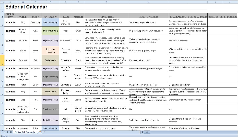 Website Editorial Calendar Template why You 39 Ll Want A Content Calendar Diverse Achievements