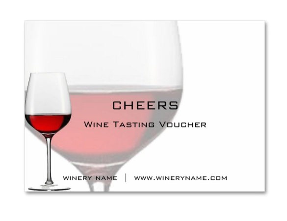 Wine Gift Certificate Template 25 Coupon Voucher Templates Free Sample Example format