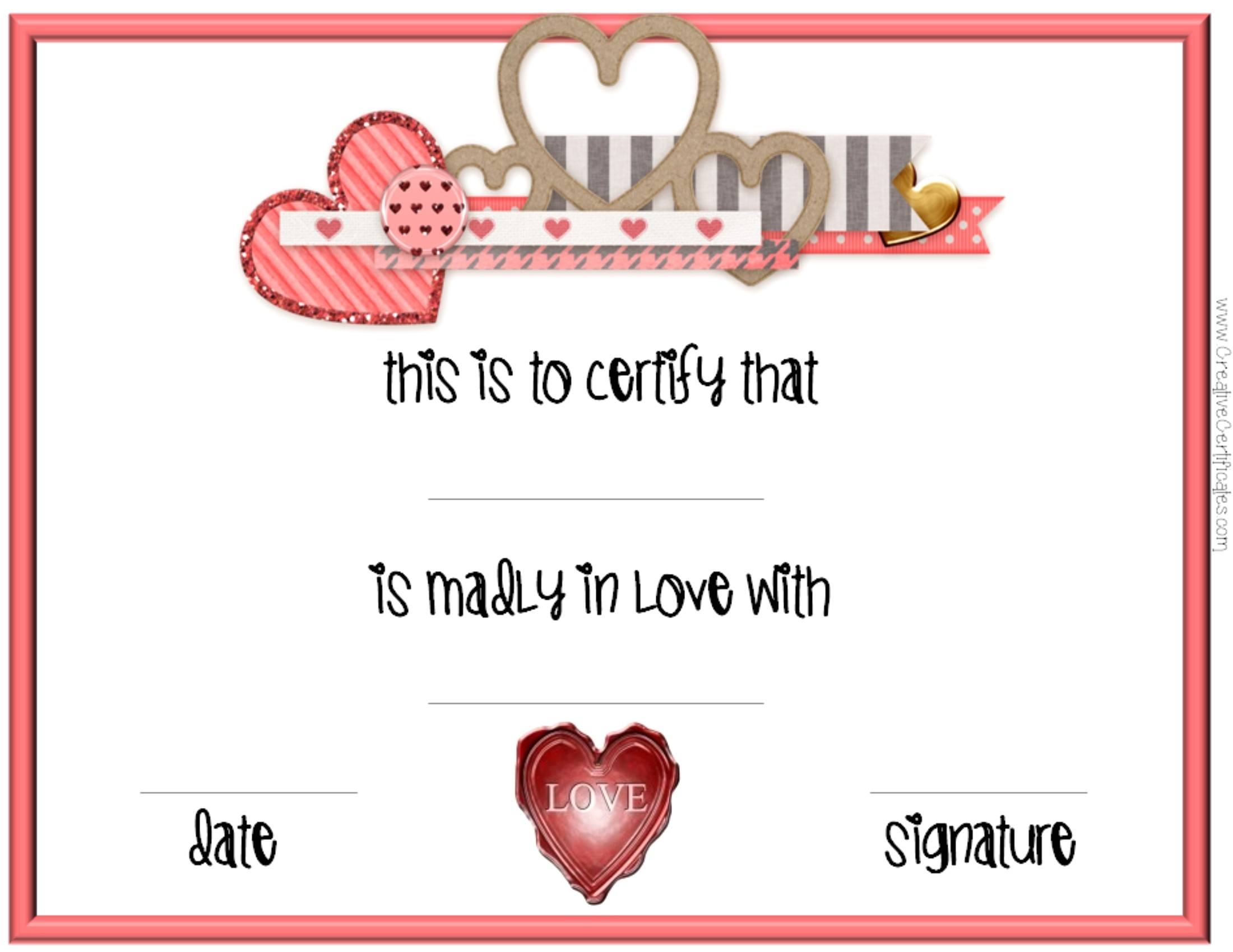 wine gift certificate template free