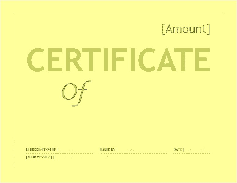 gift certificate sample wording page2