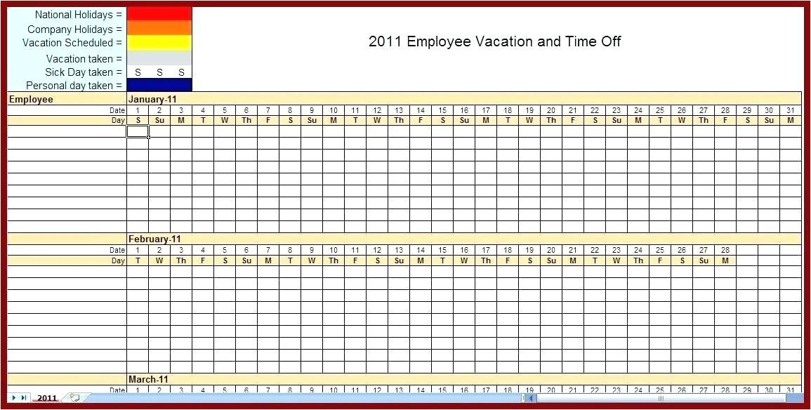 week work schedule calendar template excel