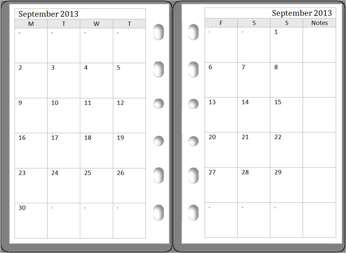 post 2 month calendar template printable 107786