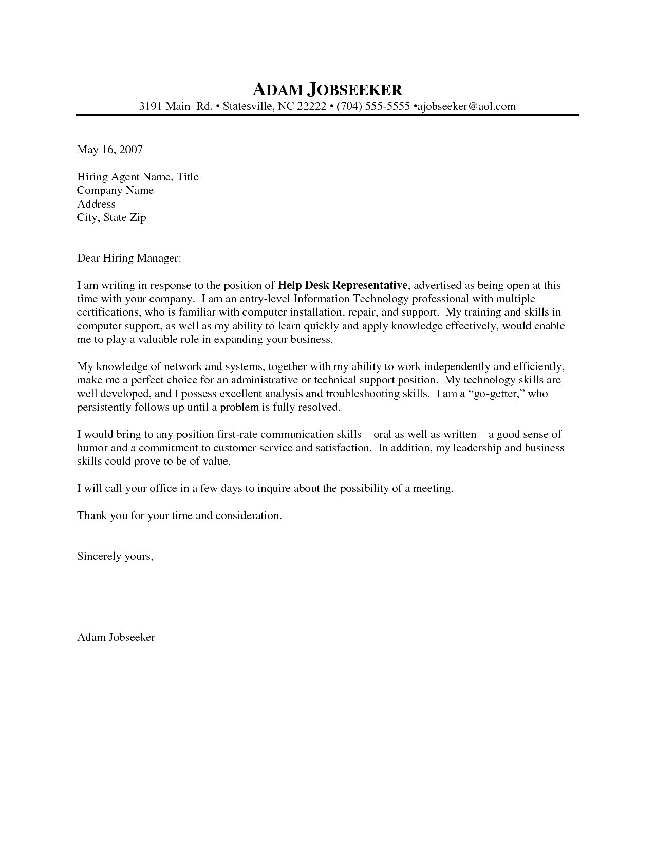 how to make a killer cover letter