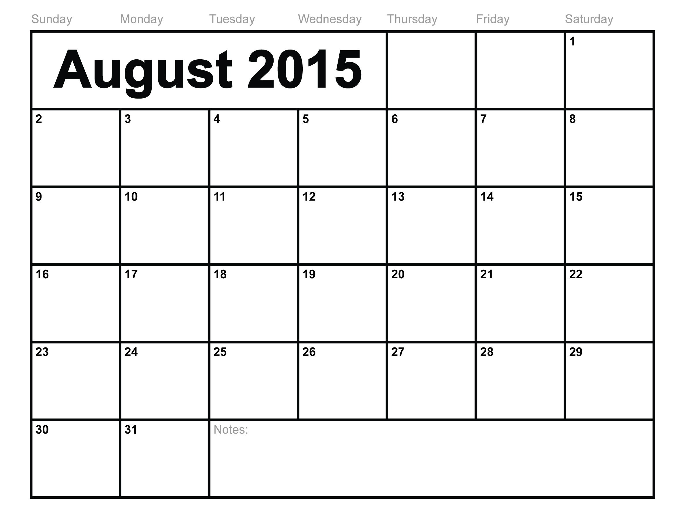 to fill in blank monthly calendar template 2015 2