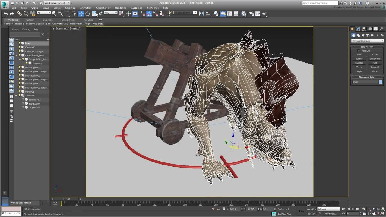 3ds Max Templates Importing and Exporting Start Up Templates In 3ds Max