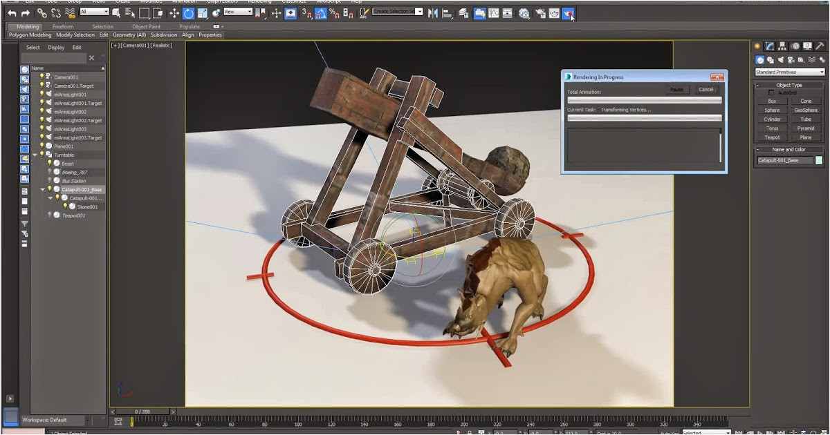 using 3ds max start up templates
