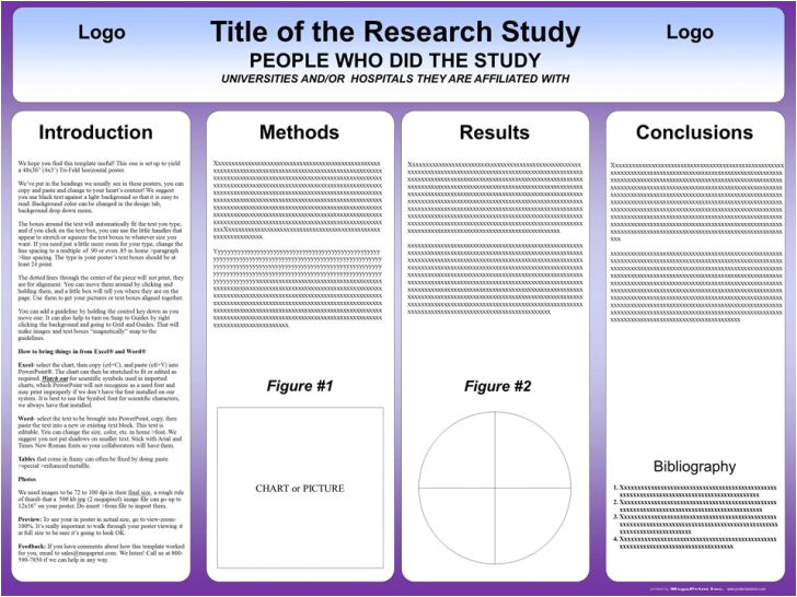 48 by 36 Poster Template Powerpoint Poster Template 36×48 Bountr Info