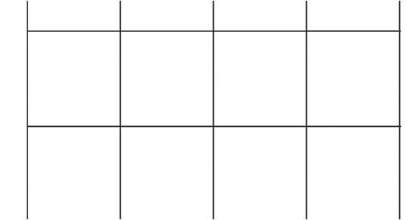 4×4 Bingo Template Bingo Pelipohja M A T H S Pinterest
