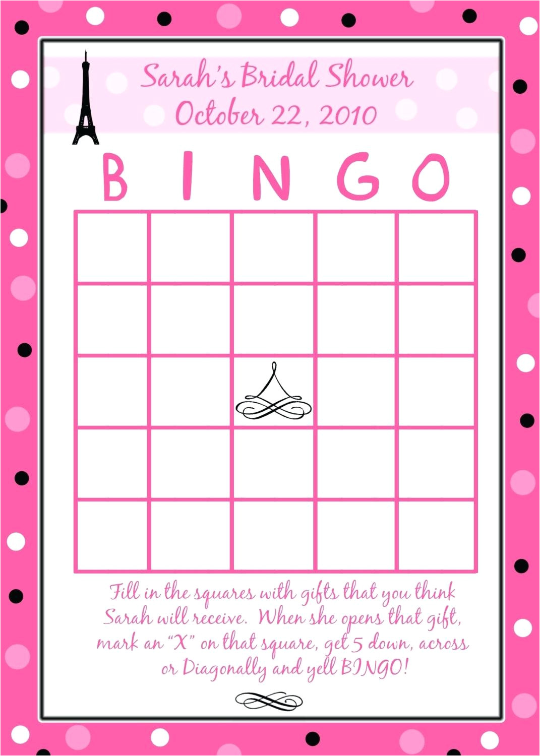 4x4 blank bingo cards printable