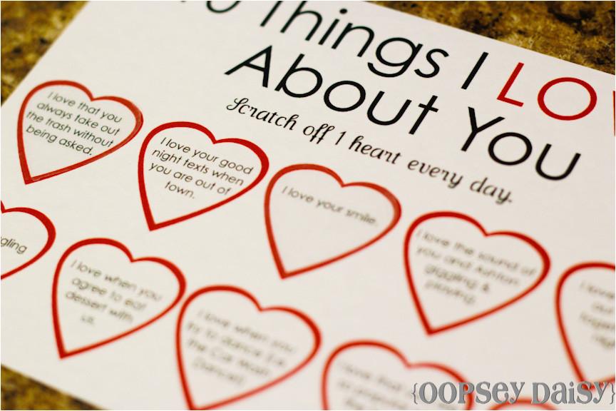 post 100 printable i love you 274338