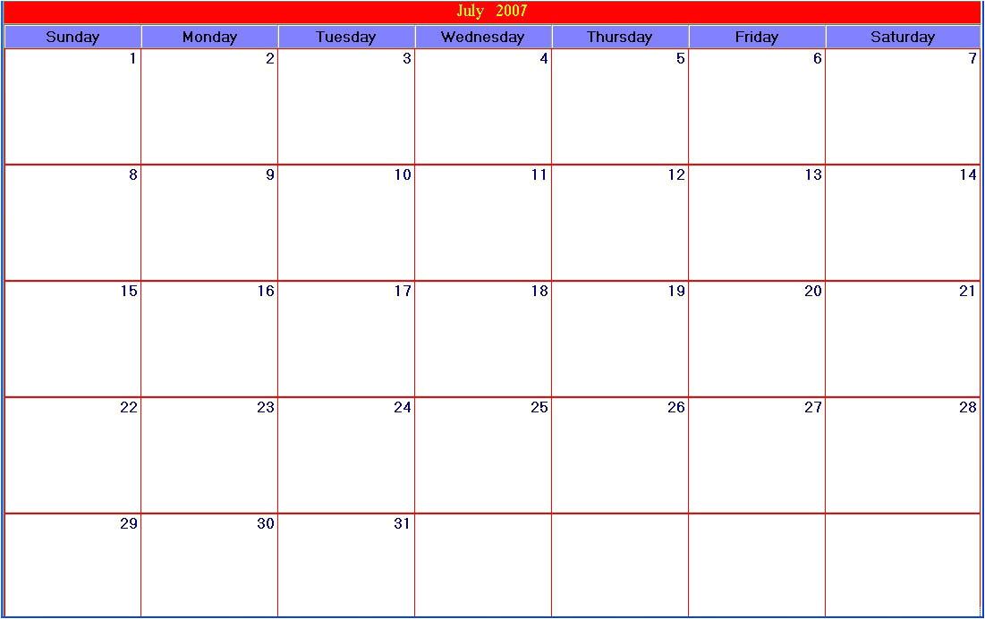 8.5 X 11 Calendar Template 8 5 X 11 Printable Calendar Calendar Template 2018