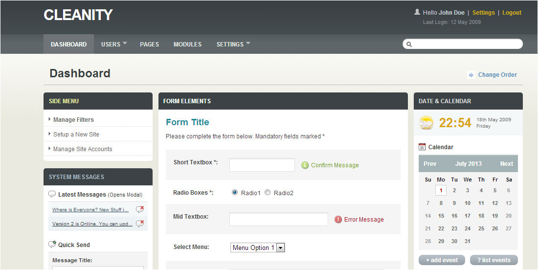 top 15 best admin panel php templates