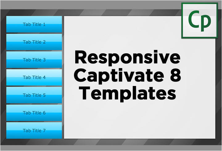 video how to edit responsive captivate 8 templates