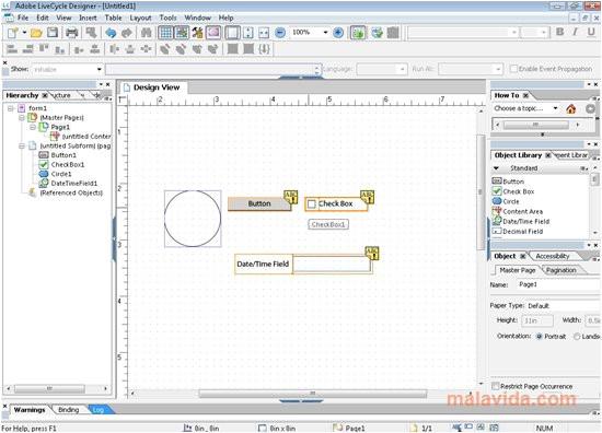 Adobe Livecycle Templates Descargar Adobe Livecycle Designer Es4 Gratis