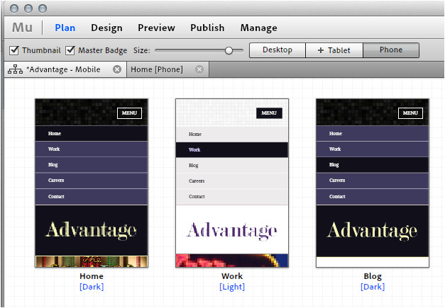Adobe Muse Mobile Templates Adobe Muse Mobile Templates and themes by Musethemes Com