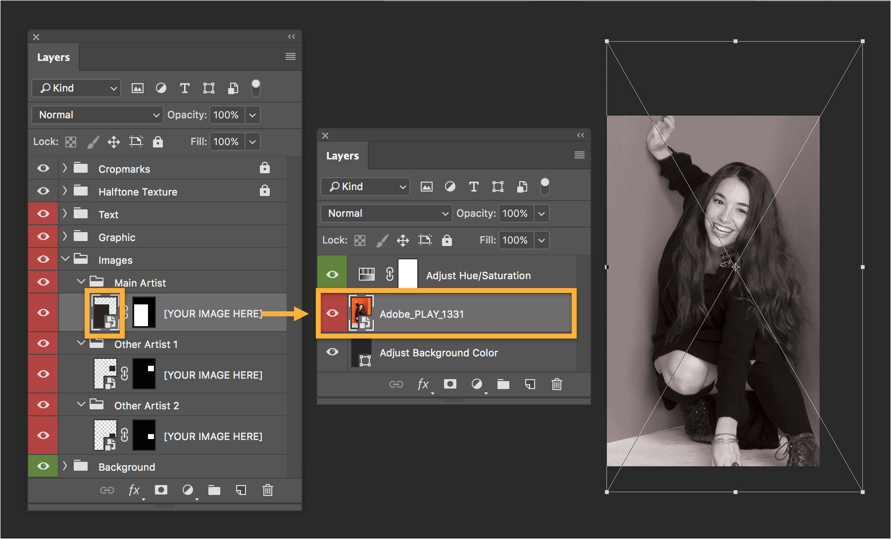 flyer templates photoshop