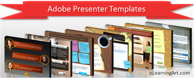 Adobe Presenter Templates Adobe Presenter Elearningart