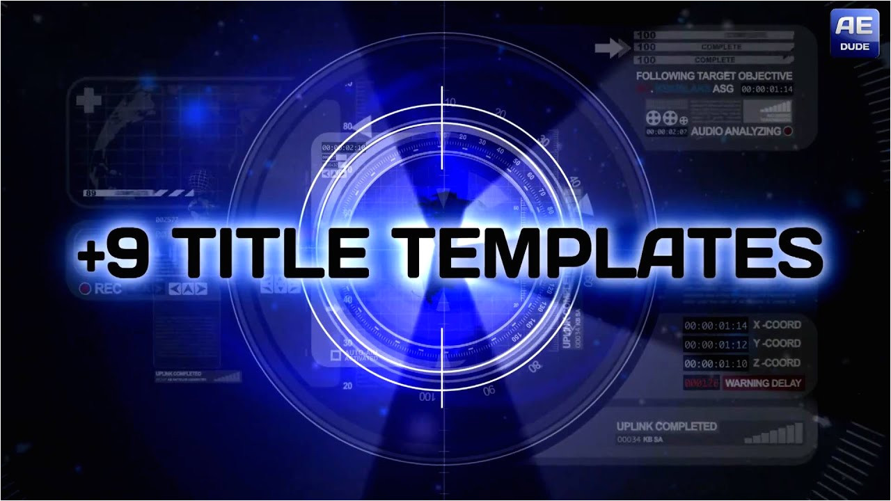Ae Cs4 Templates Adobe after Effects Cs4 Template Projects Footage Yicub