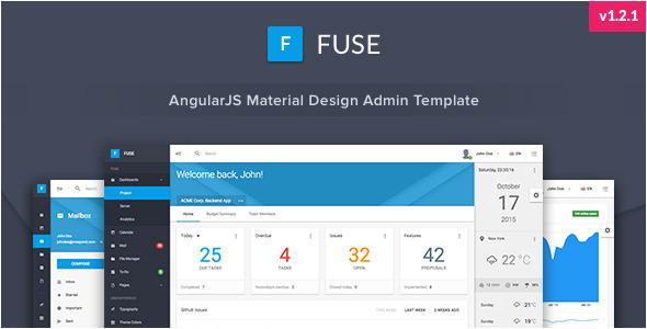 angularjs admin templates