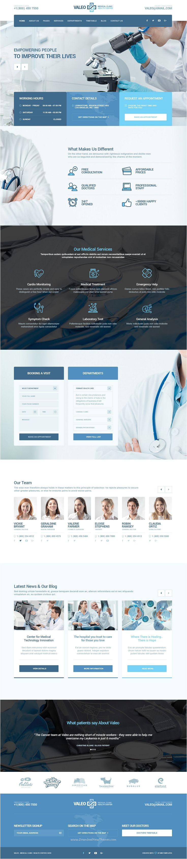 clinical web ui design