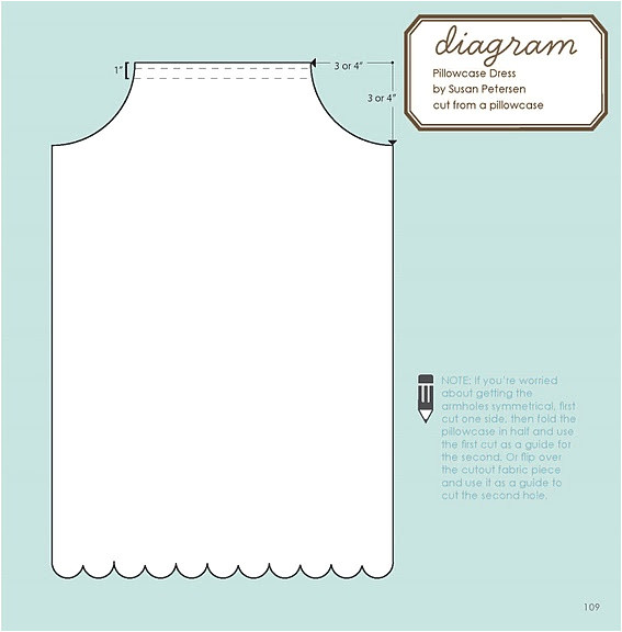 pillow case dresses and girls clothes tutorials