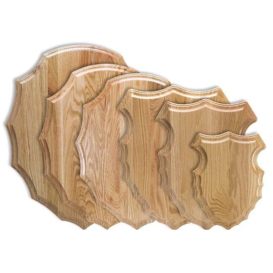 oak arrowhead plaques