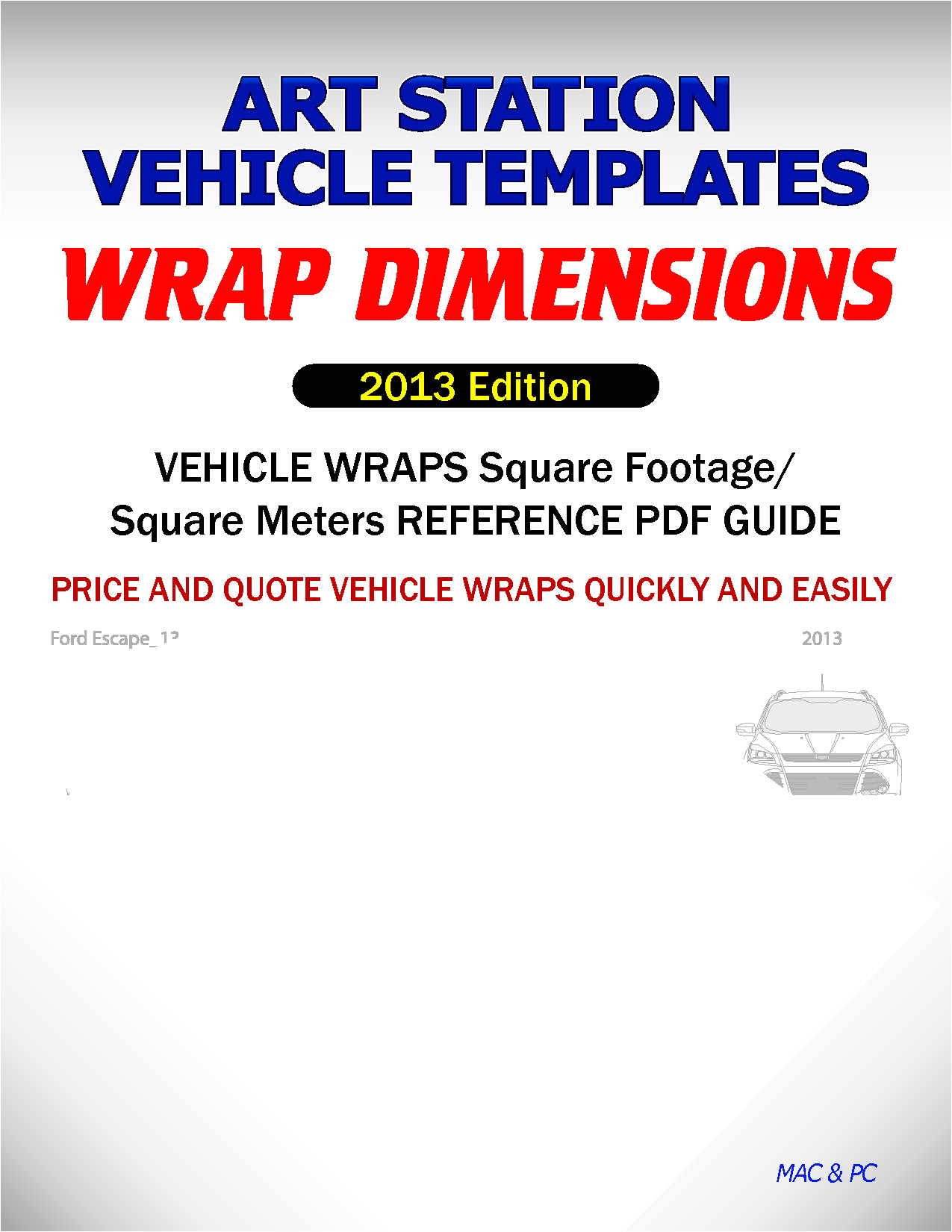 post vehicle wrap templates 313731