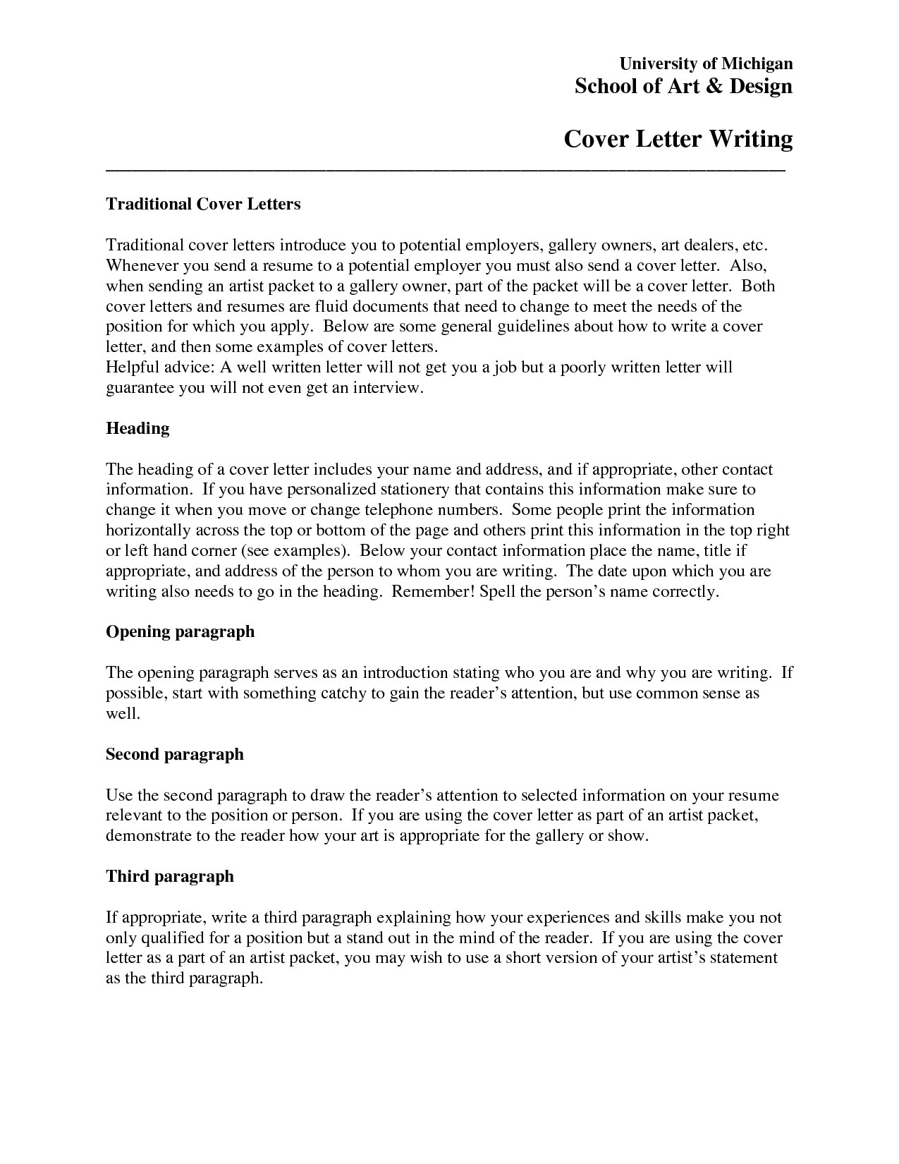 Artist Cover Letter to Gallery Sample Cover Letter for Art Gallery the Letter Sample