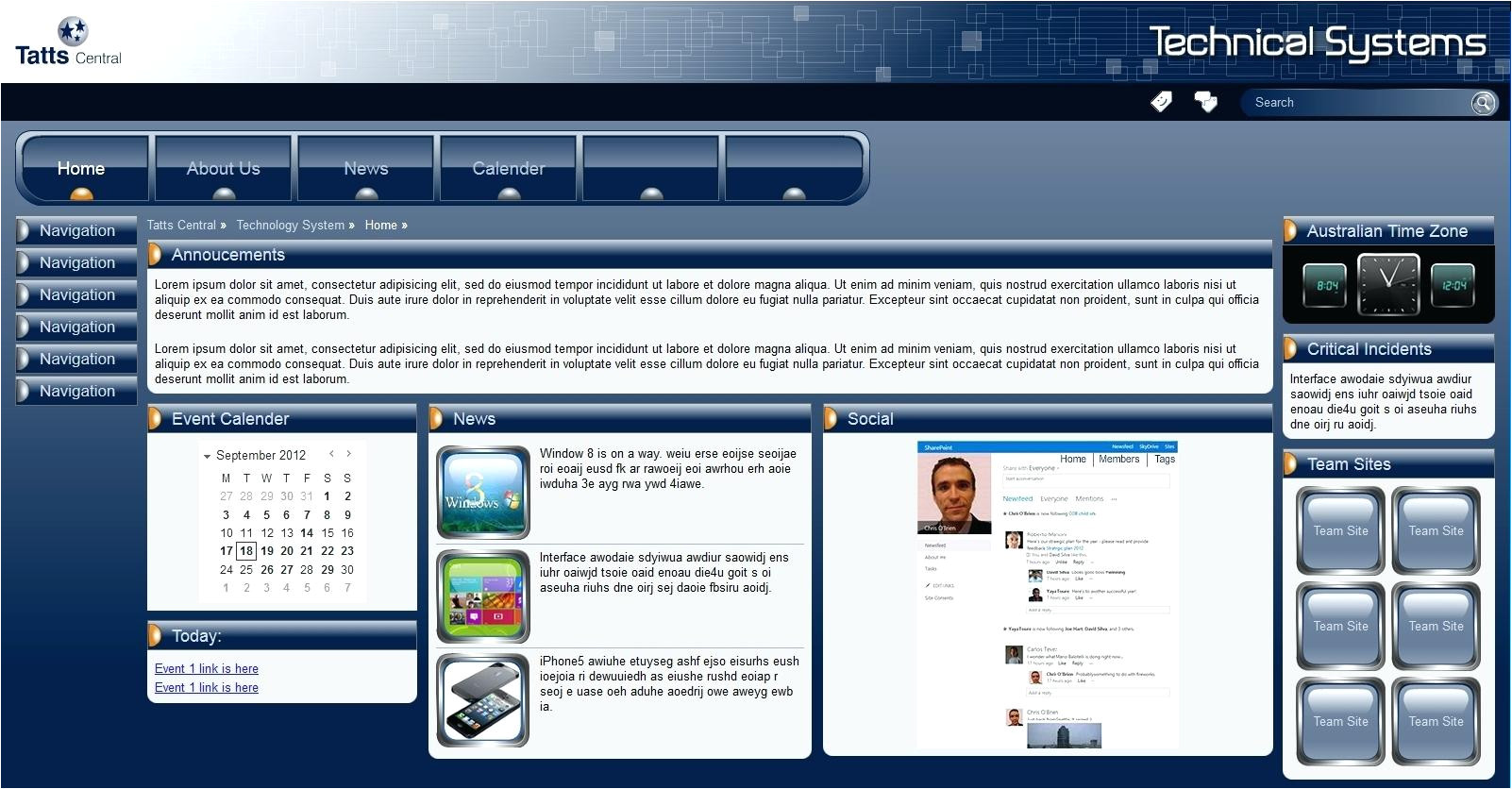 Asp Net Master Page Templates Download asp Net Master Page Design Template
