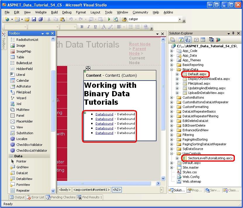 asp net menu templates hochladen von dateien c 2