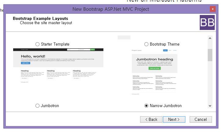 customizing asp net mvc bootstrap templates
