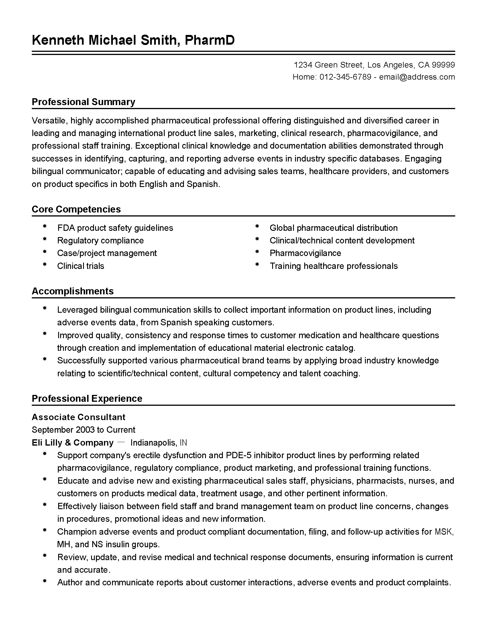 Associate Consultant Cover Letter Professional associate Consultant Templates to Showcase