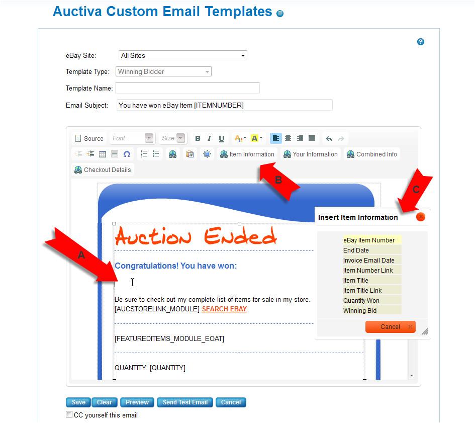 tutorial id custom email templates