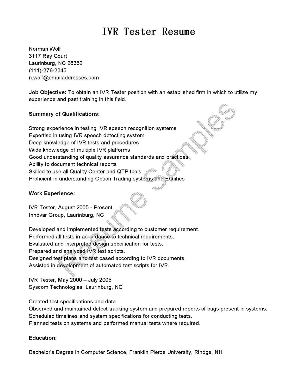 auto attendant script template