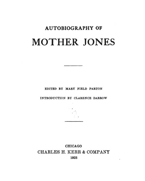 autobiography cover page example