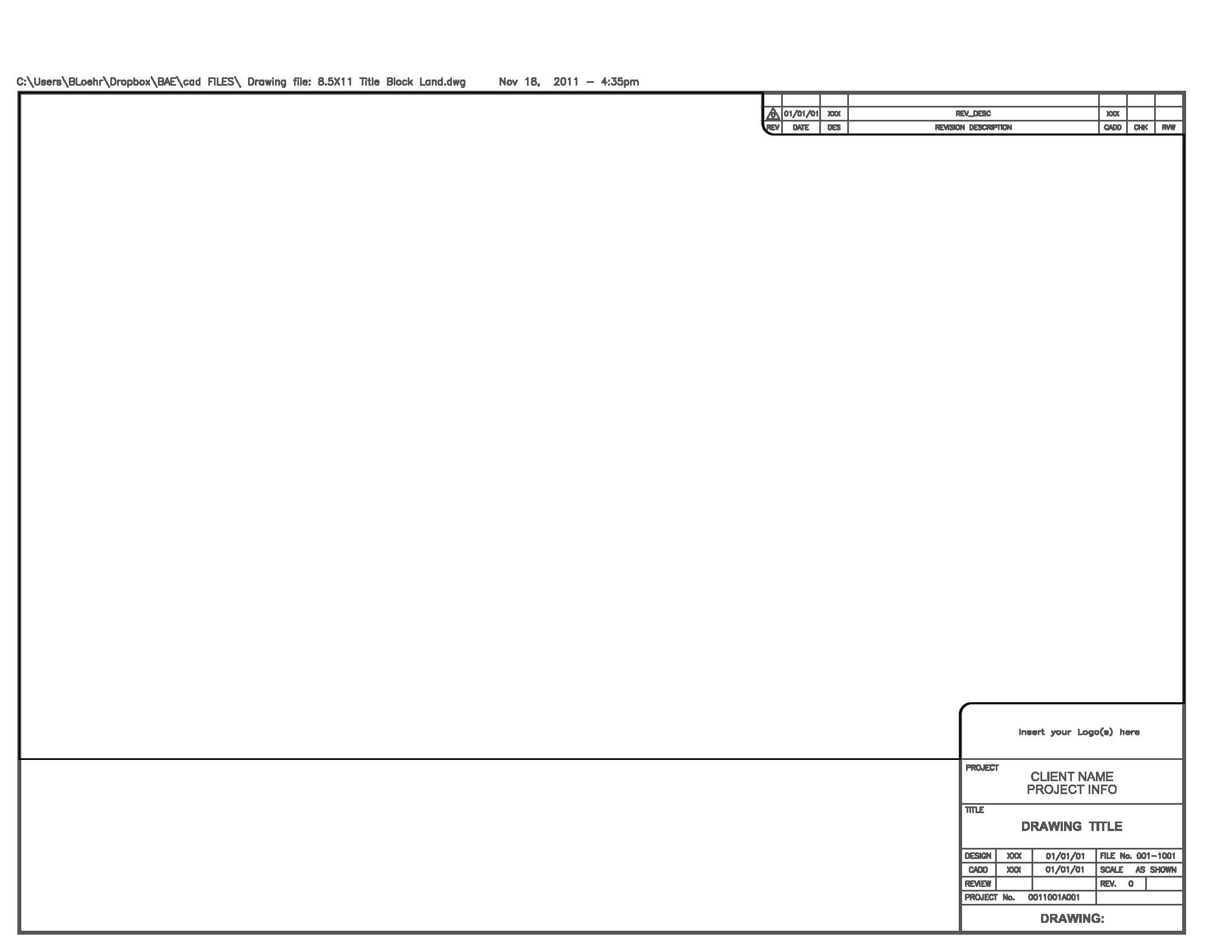 25 images of template autocad download 2
