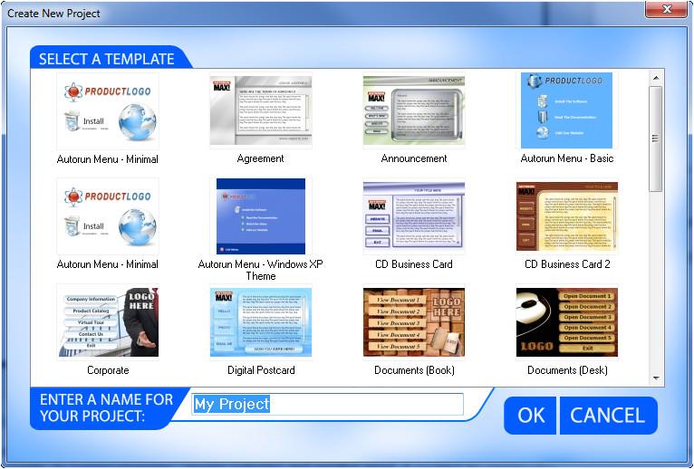 Autoplay Menu Builder Templates Download Autoplay Menu Builder Templates Blood Vessel
