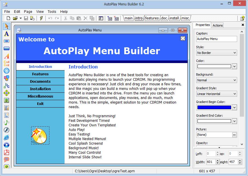 load autoplay menu builder v42 crack