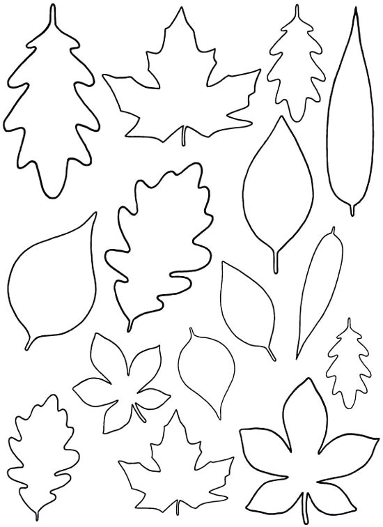 enable me free paper leaf template