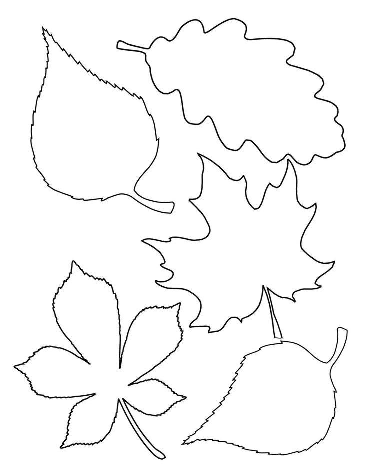 Autumn Leaf Template Free Printables Fall Leaf Template Printable Printable 360 Degree