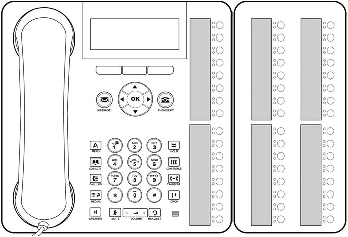 Avaya Phone Template Avaya 8410d Phone Template Templates Resume Examples